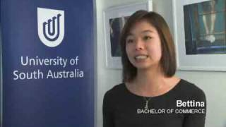 Moving from Malaysia to study Business at the University of South Australia