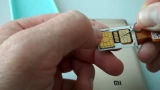 Гибридный двойной Dual SIM адаптер . ПРОКАЧАЙ СВОЙ СМАРТФОН!!!