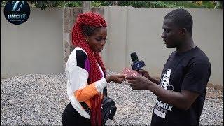 Singer Pacy Mordey Dashes Zionfelix Condoms On Live Interview