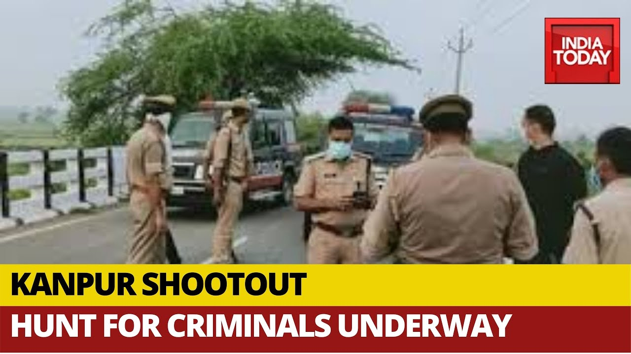 Download Kanpur Encounter: 8 Cops, Including Deputy SP, Killed In Firing With Criminals