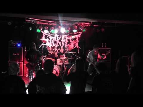 Cumbeast   Blasting The Bling Bling live @ Sick Fest 2012 in Odense