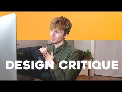 Critiquing Your Design Projects - You Guys Rule 5