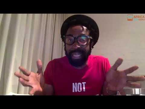 DJ Sbu LockdowneSchool Africa Teen Geeks Read to Lead