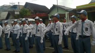 (Dukun) Air Comberan. PBB SMA Negeri 1 Pagaralam.