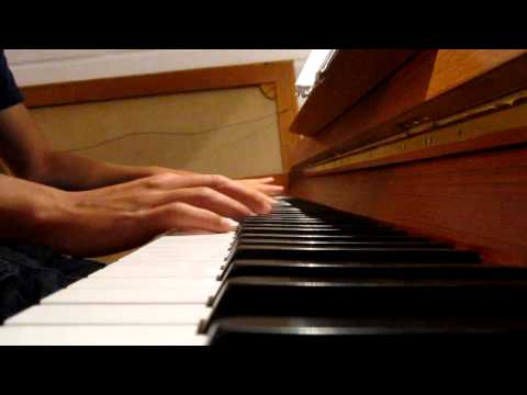 Kyteman Sorry Improvisatie Op Piano