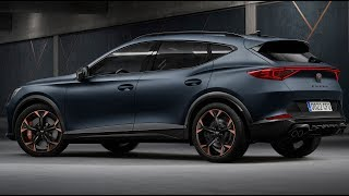 2021 CUPRA Formentor – The Performance SUV Coupe