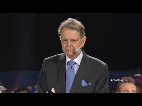 Reinhard Bonnke's Final Sermon on the African Continent (Lagos, Nigeria. 12 Nov, 2017)