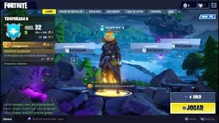 Fortnite: I bought the new Skin hollow head and I killed 0