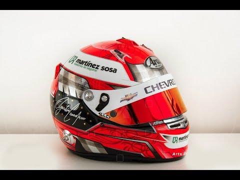 ¿Qué pasó con el casco de Canapino? (12-10-2018) Carburando.com