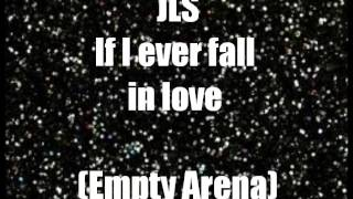 JLS- If I ever fall in love (acapella) (Empty Arena)