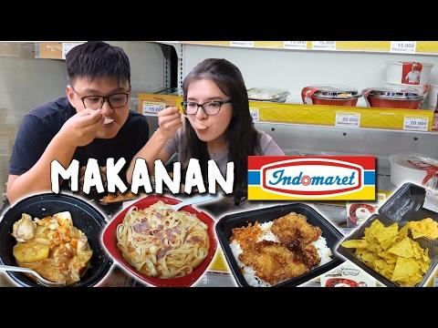 Dinner Di Indomaret Enak Gak Youtube