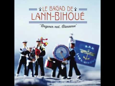 Alain Souchon - Le Bagad de Lann Bihoué