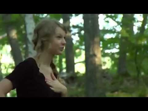 Taylor Swift Mine Behind the Scenes part 1