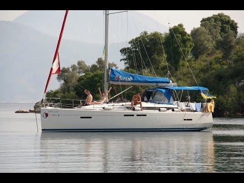 Sailing Greece October 2016 (Ionian Sea)