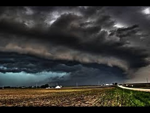 Top 10 Most Scariest Storm Cloud Videos Youtube
