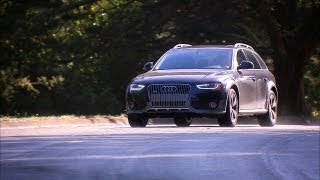 Car Tech - 2013 Audi Allroad