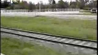 Viaje en tren local de FeMed - Kilómetro 692 y Ferreyra