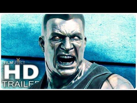 DEADPOOL 2 Final Trailer Italiano (2018)