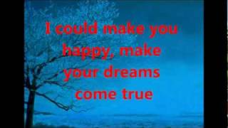 Trisha Yearwood - To Make You Feel My Love LYRICS