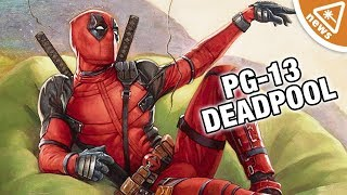 How the Deadpool 2 PG-13 Cut Will Get Him into the MCU (Nerdist News w/ Amy Vorpahl)
