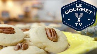 Butter Pecan Cookies - Legourmettv