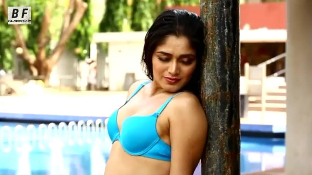 Hot Blue Bikini Aafreen Sidhu Photoshoot Blue Eyes Film