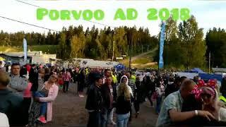 Jaanituli Soomes 2018, Porvoo