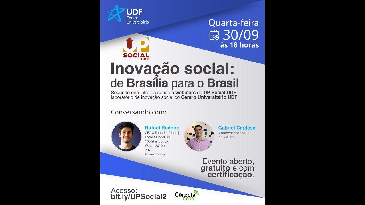 Inovação Social: de Brasília para o Brasil