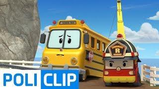Easy, I'm here! | Robocar Poli Rescue Clips