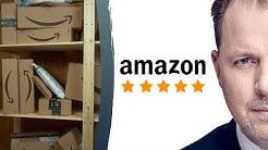 Kostenlose Amazon Produkte gegen Fake-Bewertungen! Ist das legal?