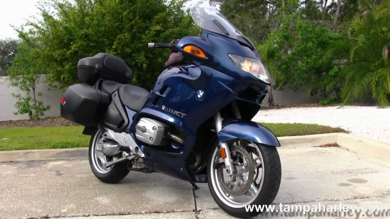 used 2004 bmw r1150rt for sale - youtube