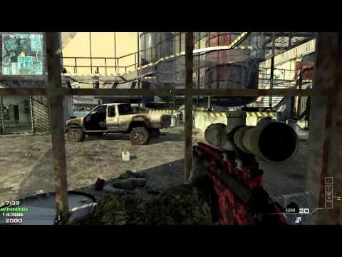 Intento De Vendetta De DiosEgipcio96 - Modern Warfare 3 - DualMacOps