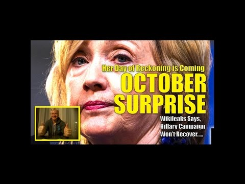 Morning Update - 21 Til Election - October Atomic Surprise - Trump to End Corruption
