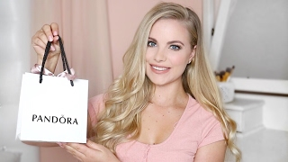 PANDORA UNBOXING & The reason behind my purchase | Jessica van Heerden