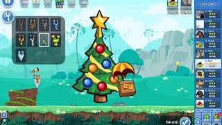 Angry Birds Friends tournament, week 341/C, level 3