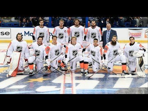 Pacific vs Atlantic | 2018 NHL All-Star Final | Highlights | Jan. 28, 2018 [HD]