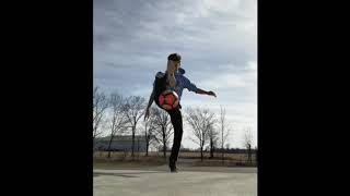 Football freestyle part 2