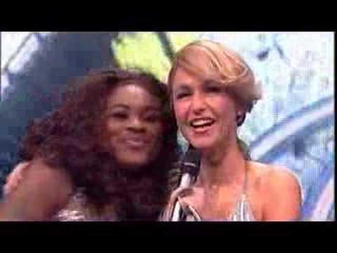 Dutch idols 4 nathalie makoma  liveshow 9 Proud Mary  (2)