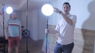Best Diy Video Light Kit On A Budget - Tutorial