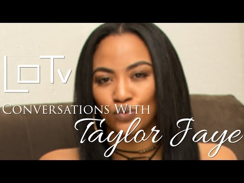 Conversations with Taylor Jaye | Namibia | LOTv