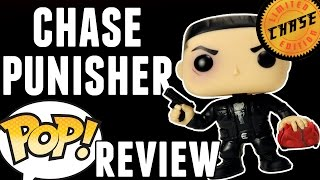 PUNISHER (CHASE) | Funko Pop! Review
