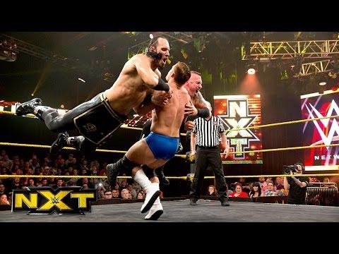 Mojo Rawley & Bull Dempsey vs. Scott Dawson & Dash Wilder: WWE NXT, July 31, 2014