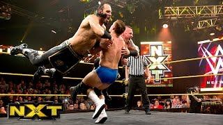 Mojo Rawley & Bull Dempsey vs. Scott Dawson & Dash Wilder: WWE NXT, July 31, 2014