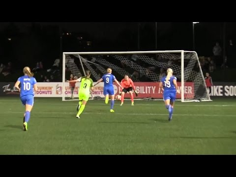 Highlights: Boston Breakers win 3-0 over Seattle Reign FC