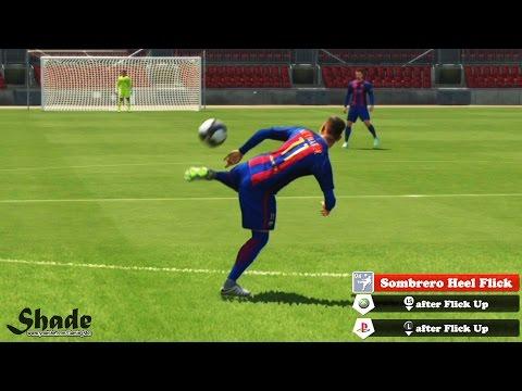 PES 2017 Tricks & Skills Tutorial   Xbox & Playstation   HD 1080p