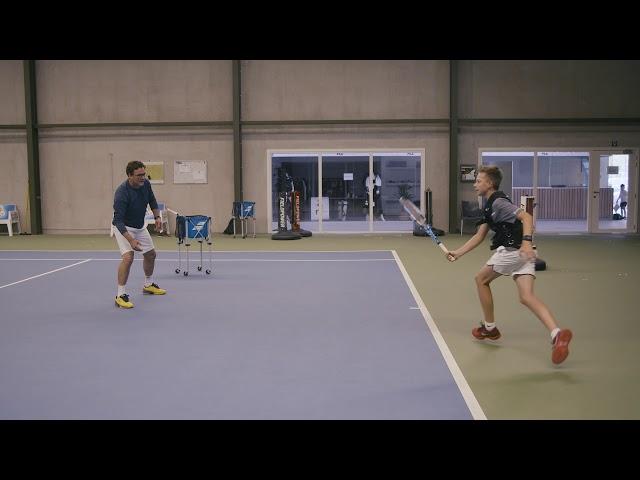 Kim - Clijsters - Academy - Fieldpower - Tennis - #5