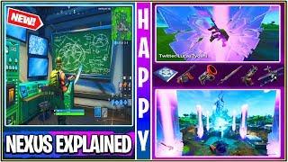 *NEW* Fortnite: Nexus Event Fully Explained! *SPOILER* (Vault,Voting System, Season 9 & Leaks!)