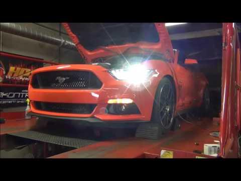 "2015-17 Mustang GT ""base dyno pull""--642 RWHP!"