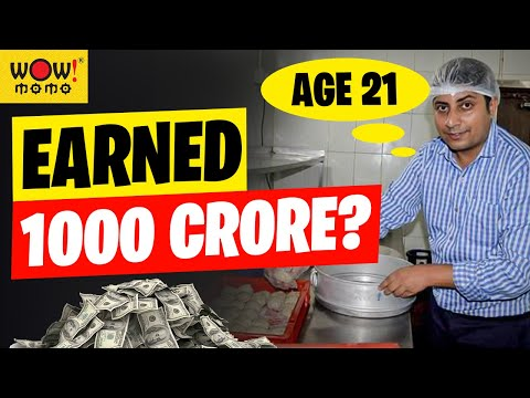 How I Earned 10,000,000,000 at 21? | WOW MOMOS Case Study ? | WOW MOMOS Business Model