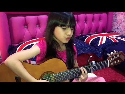Dimatamu _ guitar cover by Alyssa Dezek